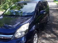 Toyota Isis 2,7L 2012