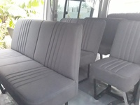 WR HAVE CUSTOM MADE BUS SEATS FOR HIACE AND NISSAN CARRAVAN