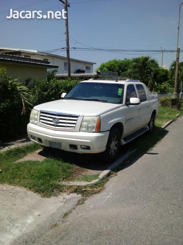 Cadillac Escalade 6,0L 2003-2
