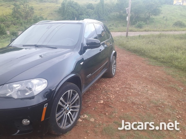 BMW X5 3,5L 2013-2