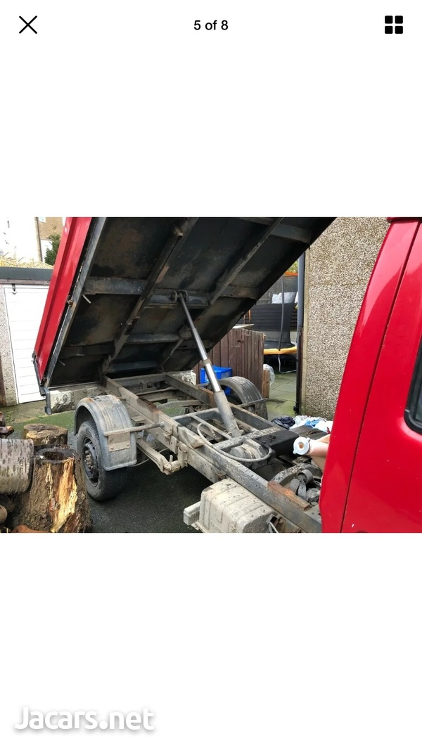Nissan Cabstar tipper 2004 newly imported-4