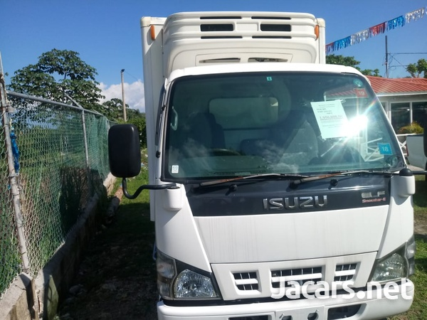 Isuzu freezer body Truck 2005-2