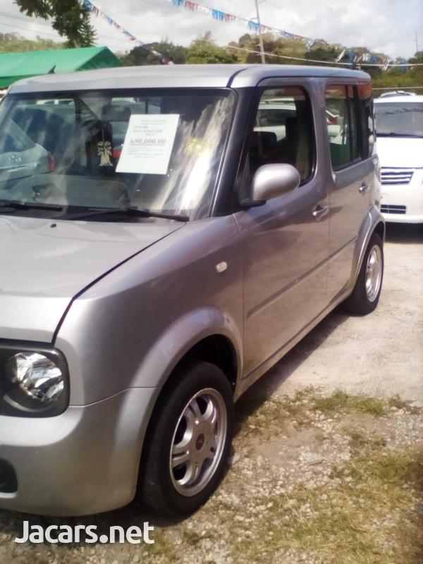 Nissan Cube 1,4L 2005-3