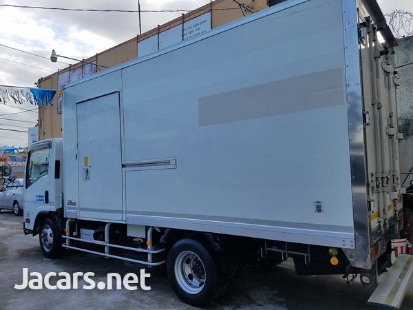 Isuzu Elf Freezer Truck 2012-6