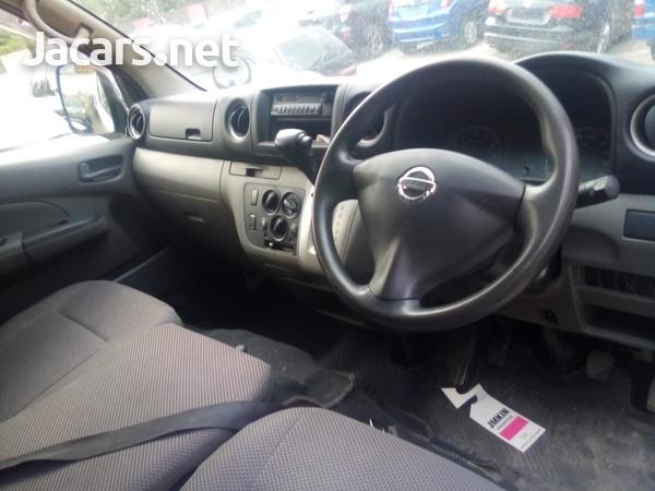 Nissan Caravan 2,5L 2013-2