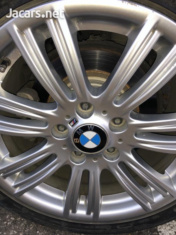 BMW 1-Series 1,6L 2014-13
