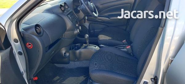 Nissan Latio 1,3L 2015-8