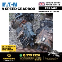 EATON 9 SPEED GEARBOX