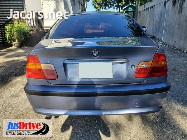 BMW 3-Series 1,8L 2003-5