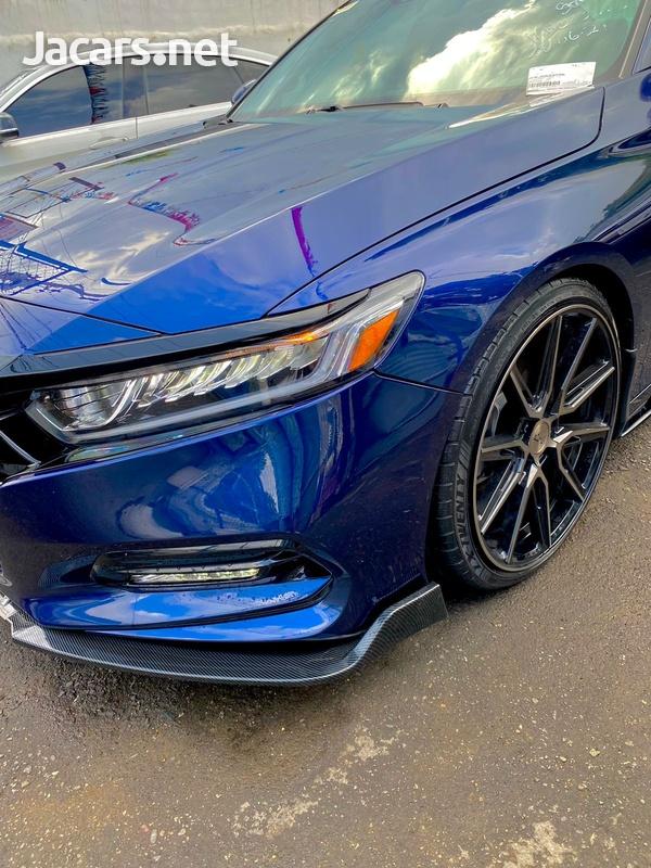 Honda Accord 2,0L 2020-16