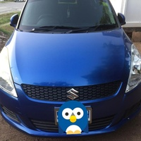 Suzuki Swift 1,9L 2012