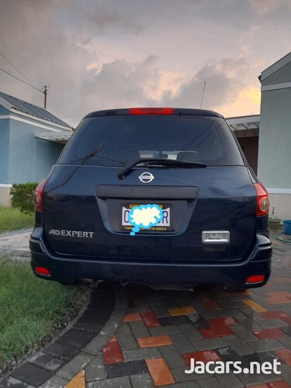 Nissan AD Wagon 1,8L 2015-3