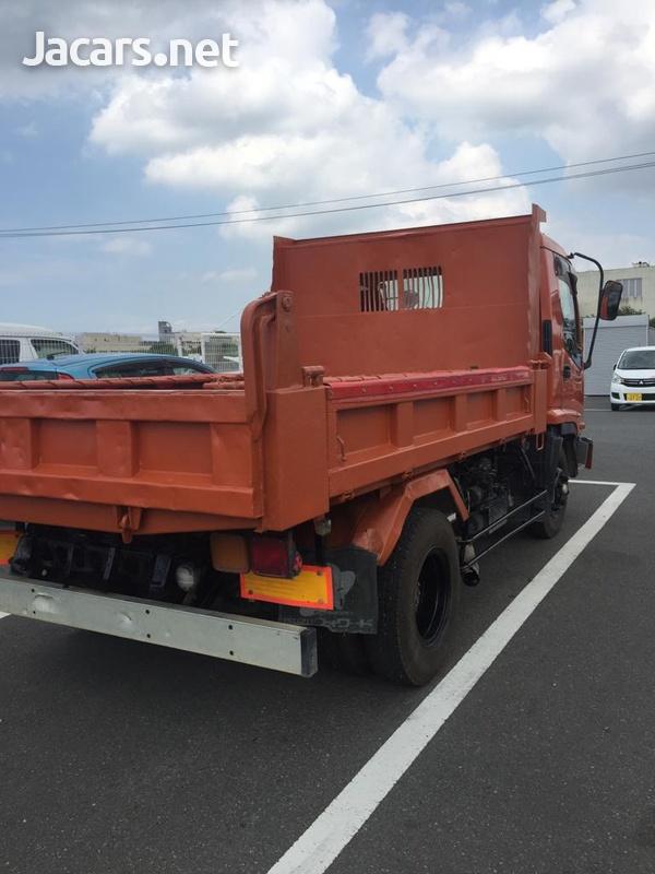 2004 Isuzu Forward Dumper Truck-2