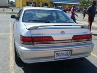 Toyota Mark II 2,5L 2000