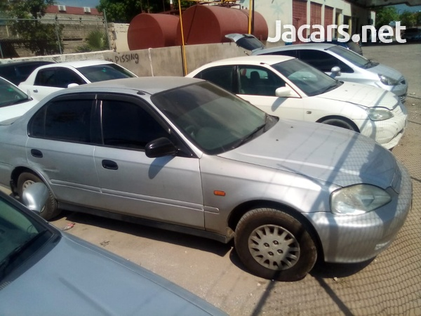 Honda Civic 1,5L 2000-1