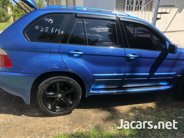BMW X5 3,0L 2002-8