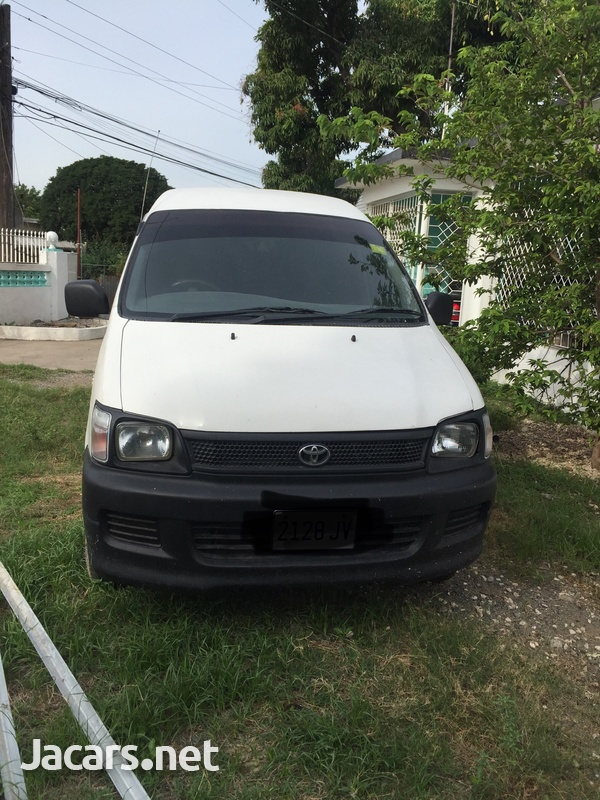 Toyota LiteAce 2,0L 1998-9
