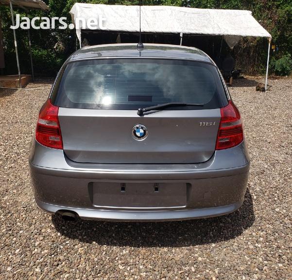 BMW 1-Series 1,6L 2010-2