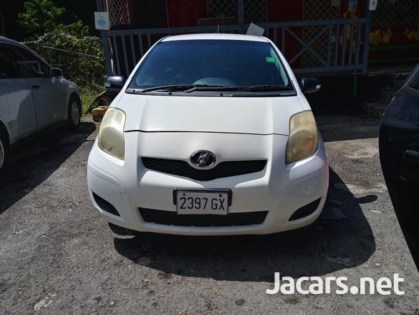 Toyota Vitz 1,3L 2010-1
