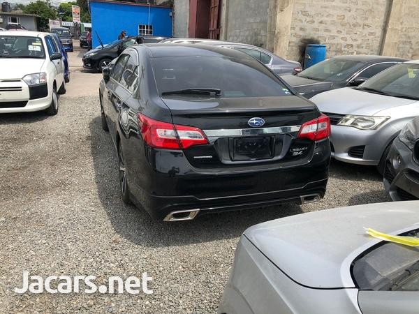 Subaru Legacy 2,5L 2016-2