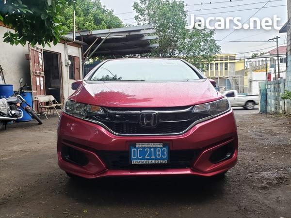Honda Fit 1,5L 2018-8