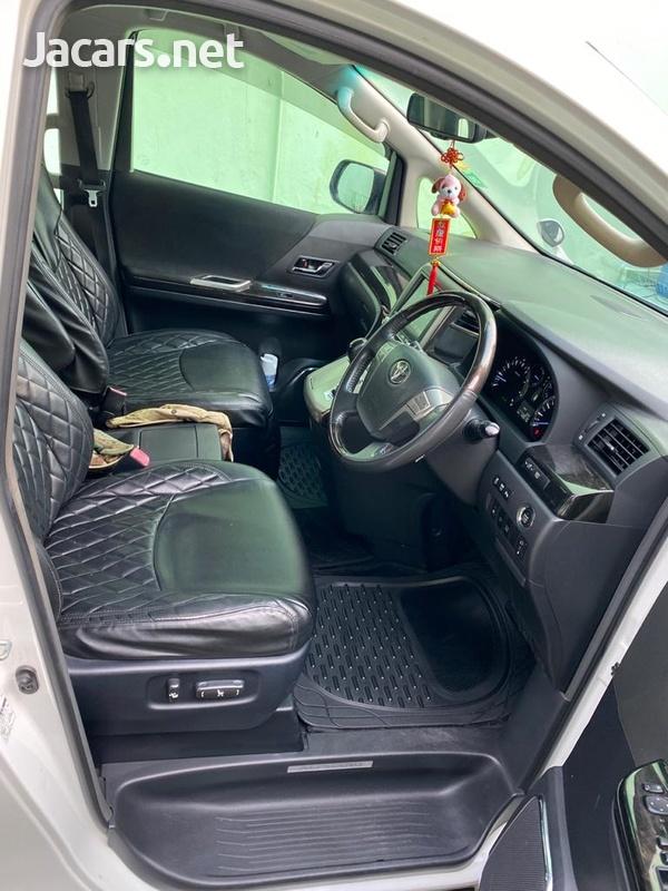 Toyota Alphard 3,5L 2011-7