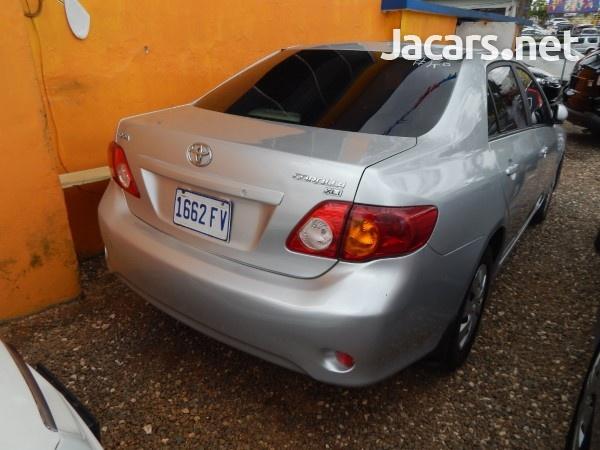 Toyota Corolla XLi 1,5L 2010-4