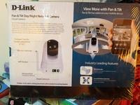 My dlink Camera