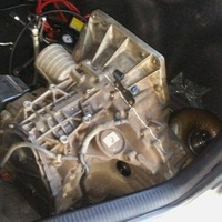 2008 Nissan Tiida Transmission