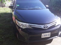 Toyota Camry 2,4L 2013