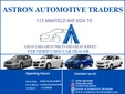 Astron Automotive Traders Ltd