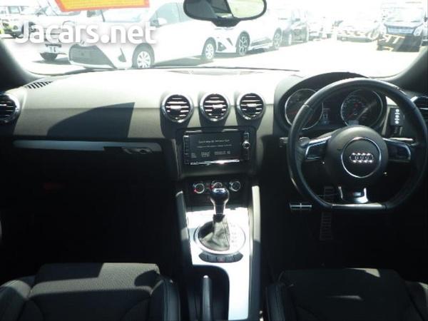 Audi TTS 1,8L 2014-10