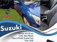 Suzuki Ciaz 1,3L 2016