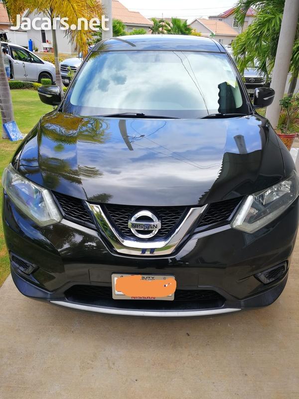 Nissan X-Trail 2,5L 2015-4