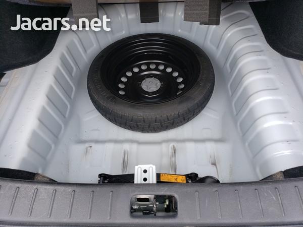 Nissan Latio 1,3L 2017-9