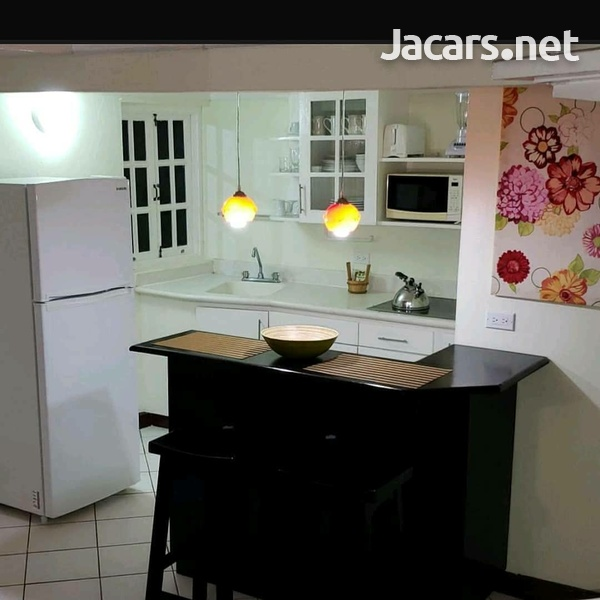 2 Bedroom 2 Bathroom Apartment in Ocho Rios with pool access and 24 hrs security-5