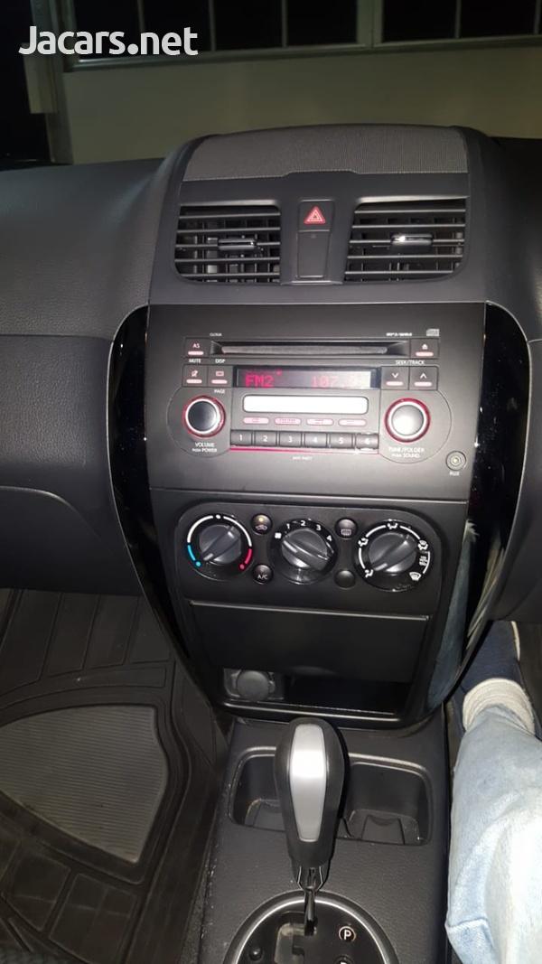 Suzuki SX4 1,6L 2013-4