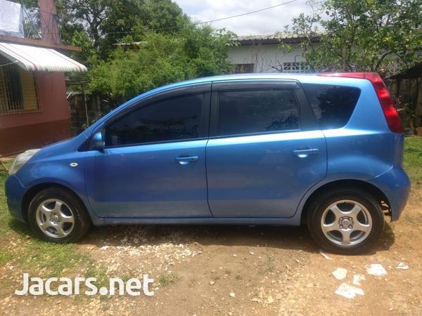 Nissan Note 1,2L 2012-6