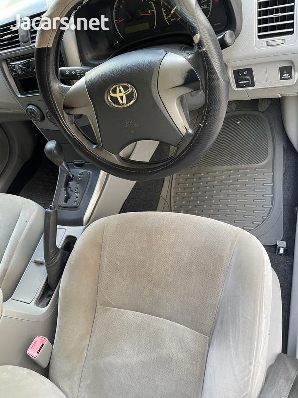 Toyota Corolla XLi 1,5L 2012-5