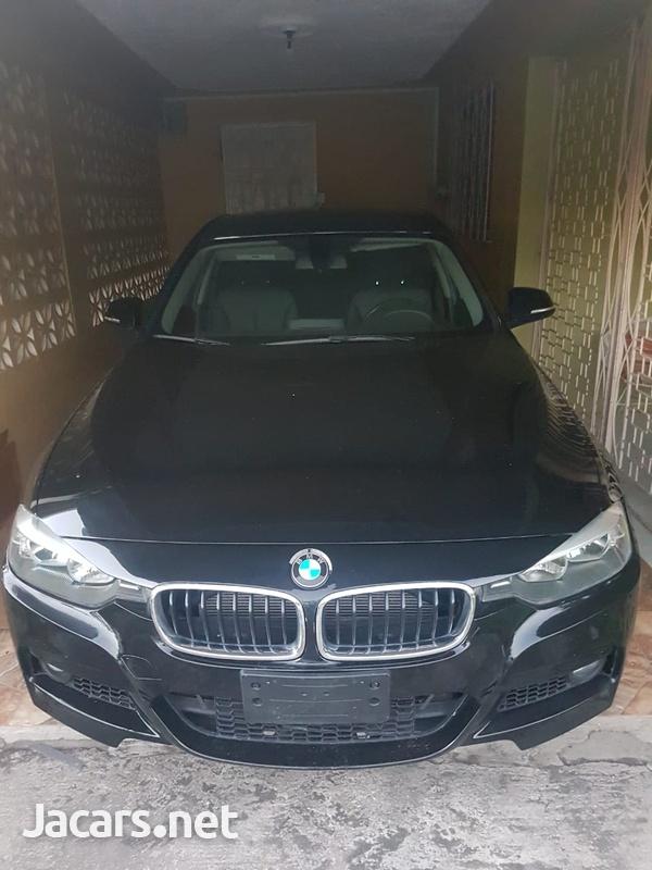 BMW 3-Series 2,0L 2016-1