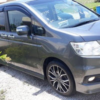 Honda Step wagon 2,0L 2011