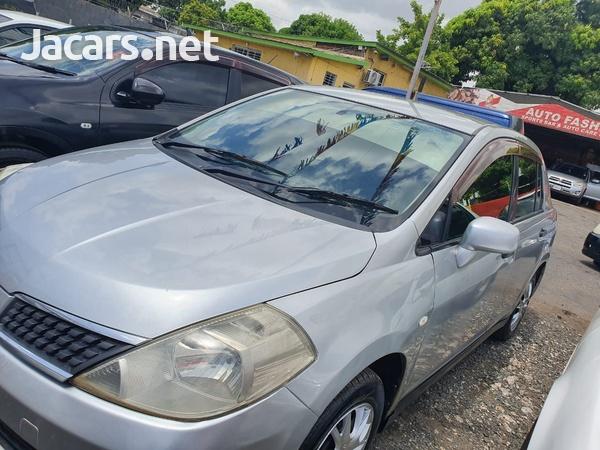 Nissan Tiida 2,2L 2007-6