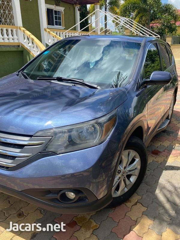 Honda CR-V 2,4L 2013-4