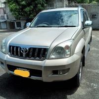 Toyota Land Cruiser Prado 3,0L 2009