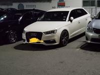 Audi A3 1,6L 2014