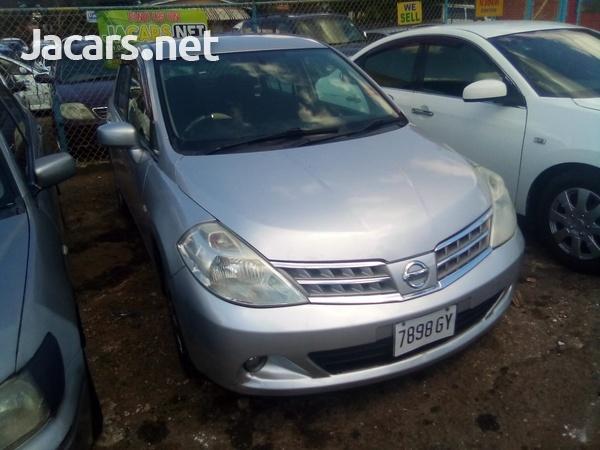 Nissan Tiida 1,3L 2009-1