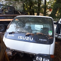 2005 Isuzu NKR Cab