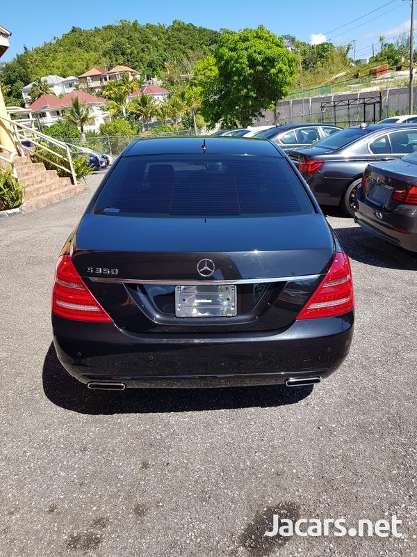 Mercedes-Benz S-Class 3,5L 2012-10