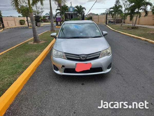 Toyota Axio 1,4L 2013-1