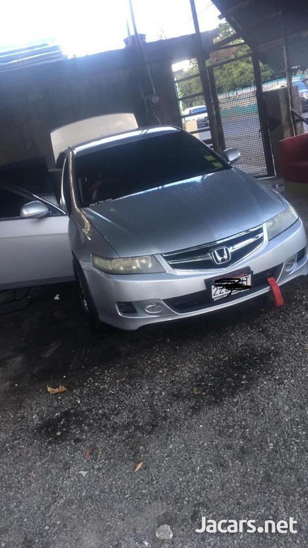 Honda Accord 2,4L 2007-5